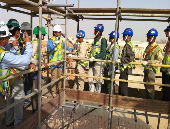 eCSOC - Construction Safety Orientation Course - AAT Training Hub ...