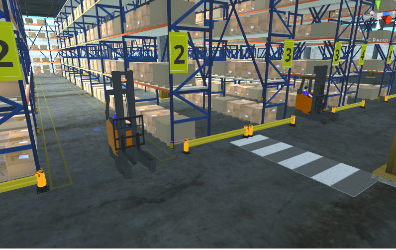 Material Handling Equipment(MHE)